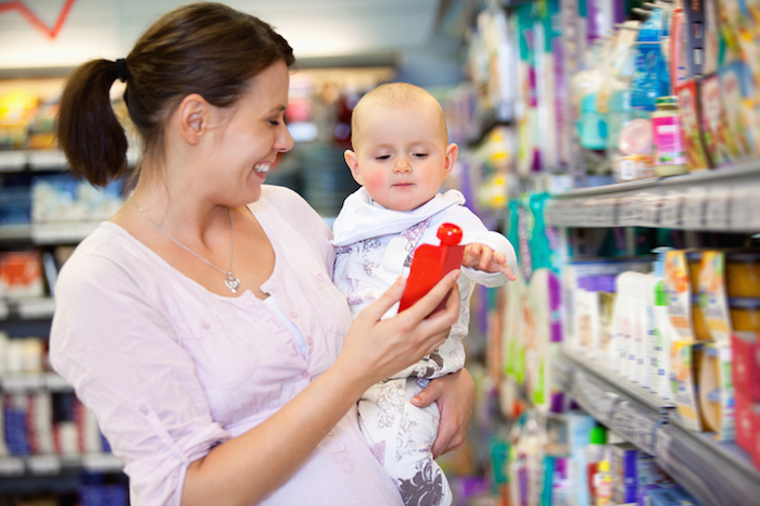 mom shopping with baby - Communicate Online | Regional ...