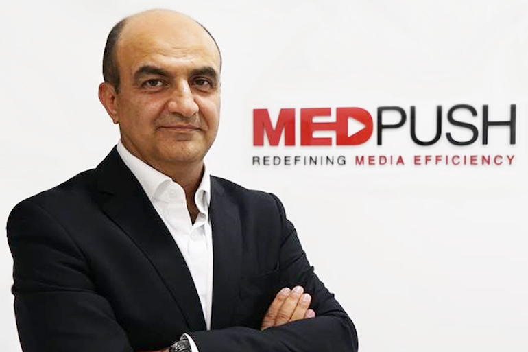 Samir Ayoub, Founder and CEO, Medpush