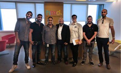 hug digital partners with hmd global