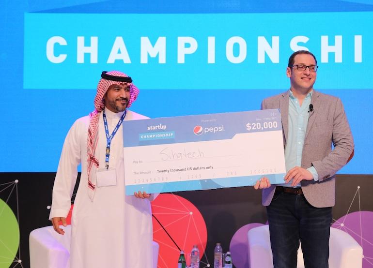 ArabNet 2017 Championship winner