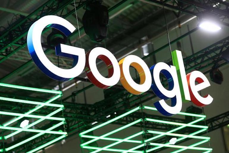 Google logo. Image credit: Krisztian Bocsi/Bloomberg