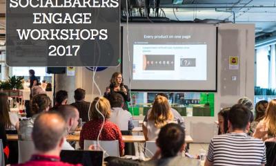 Socialbakers Engage Workshops 2017