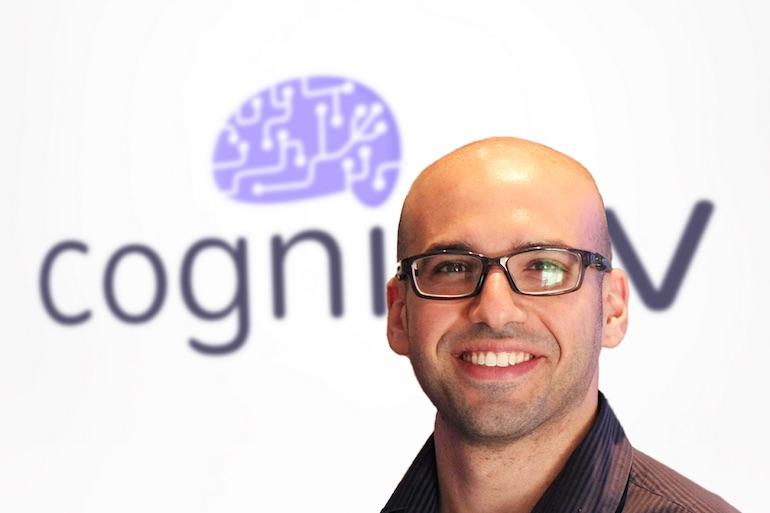 Moustafa Mahmoud, Founder & CEO of Cognitev
