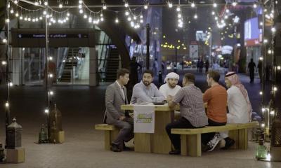 Subway Ramadan iftar