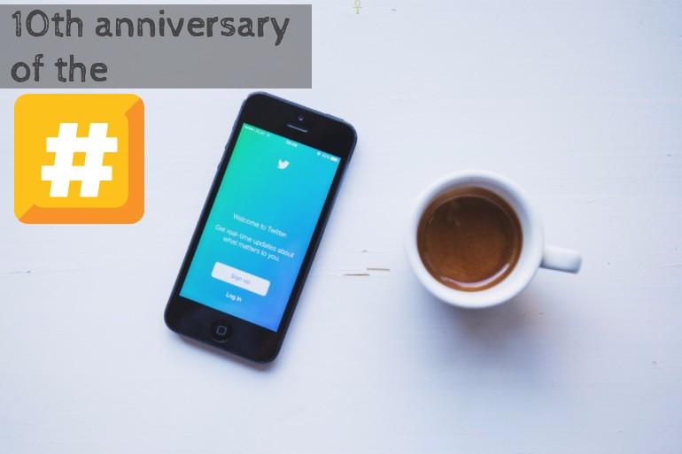 Hashtag 10th anniversary