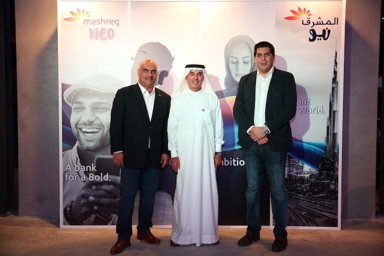 Mashreq NEO Launch