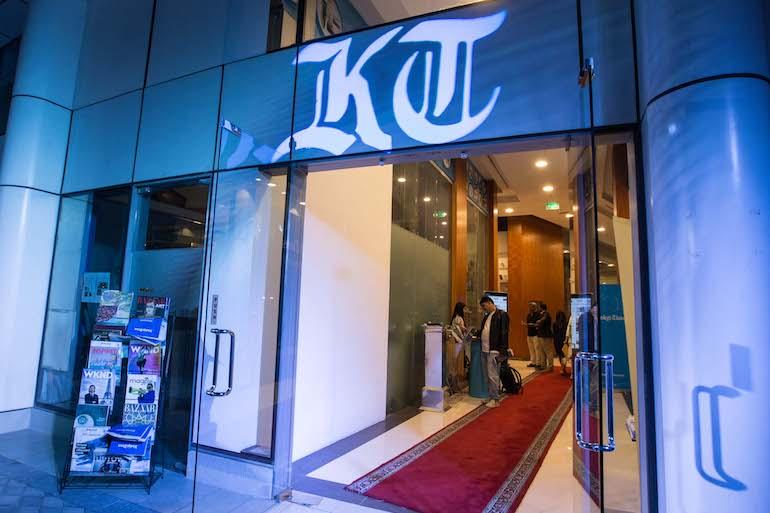 Khaleej Times art event