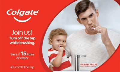 Colgate Save Water