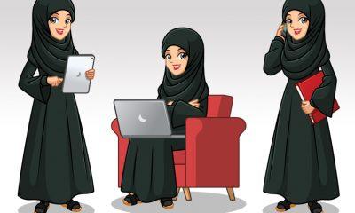 Saudi digital women