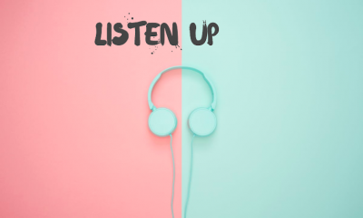 LISTEN UP - AUDIO ADS